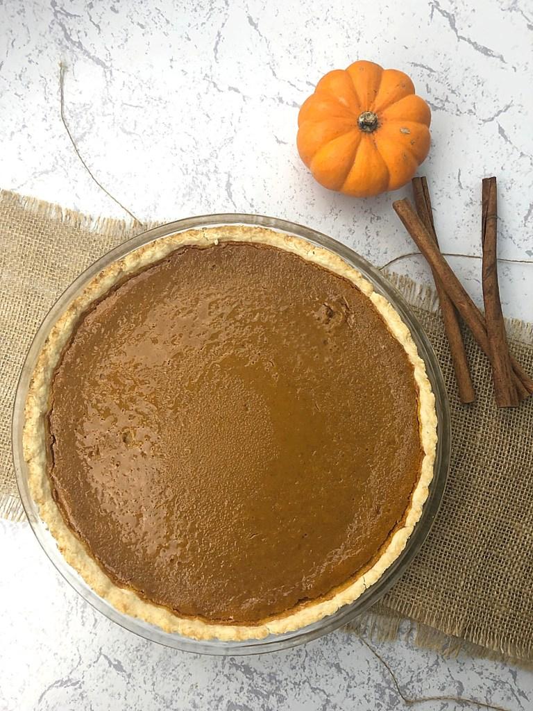 Gluten-Free Pumpkin Pie Recipe 1 (1)