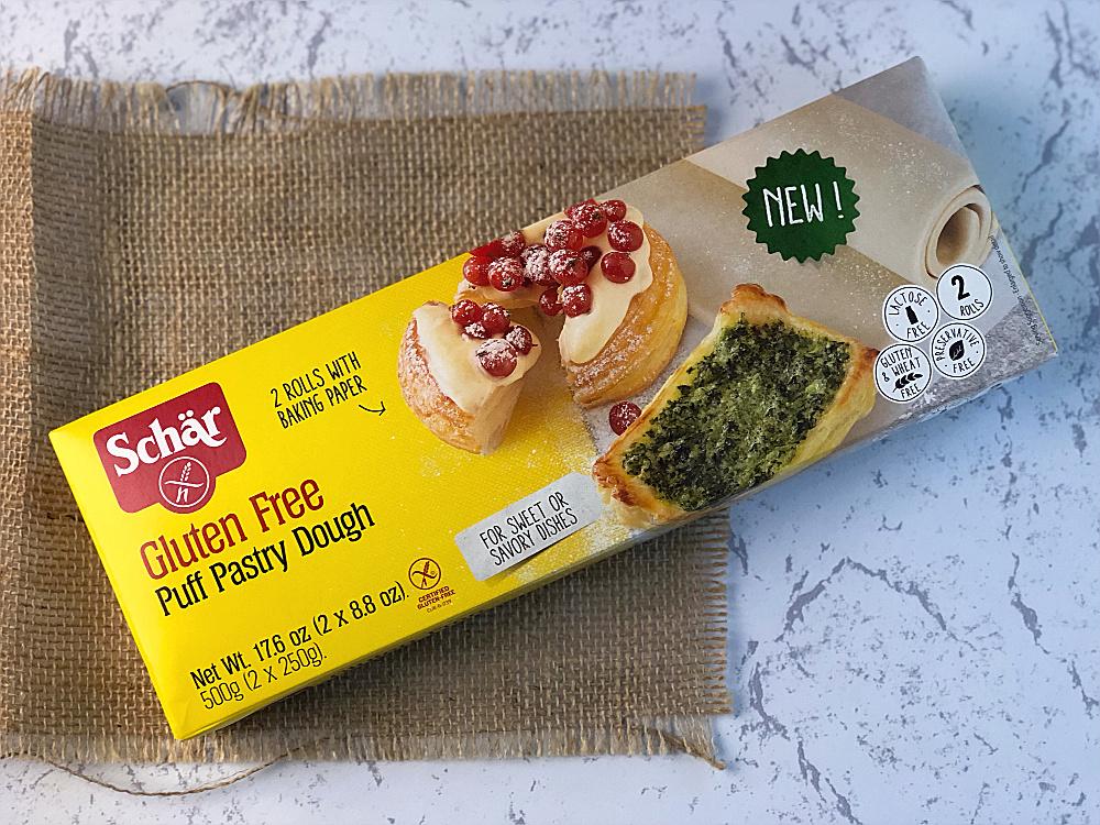 Schar Gluten-Free Puff Pastry 1