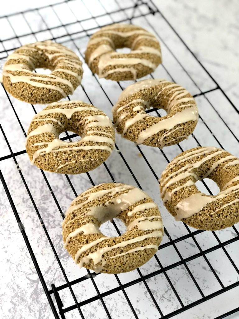 Gluten-Free Breakfast Donuts 2