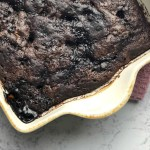 Gluten-Free Chocolate Pudding Cake Header