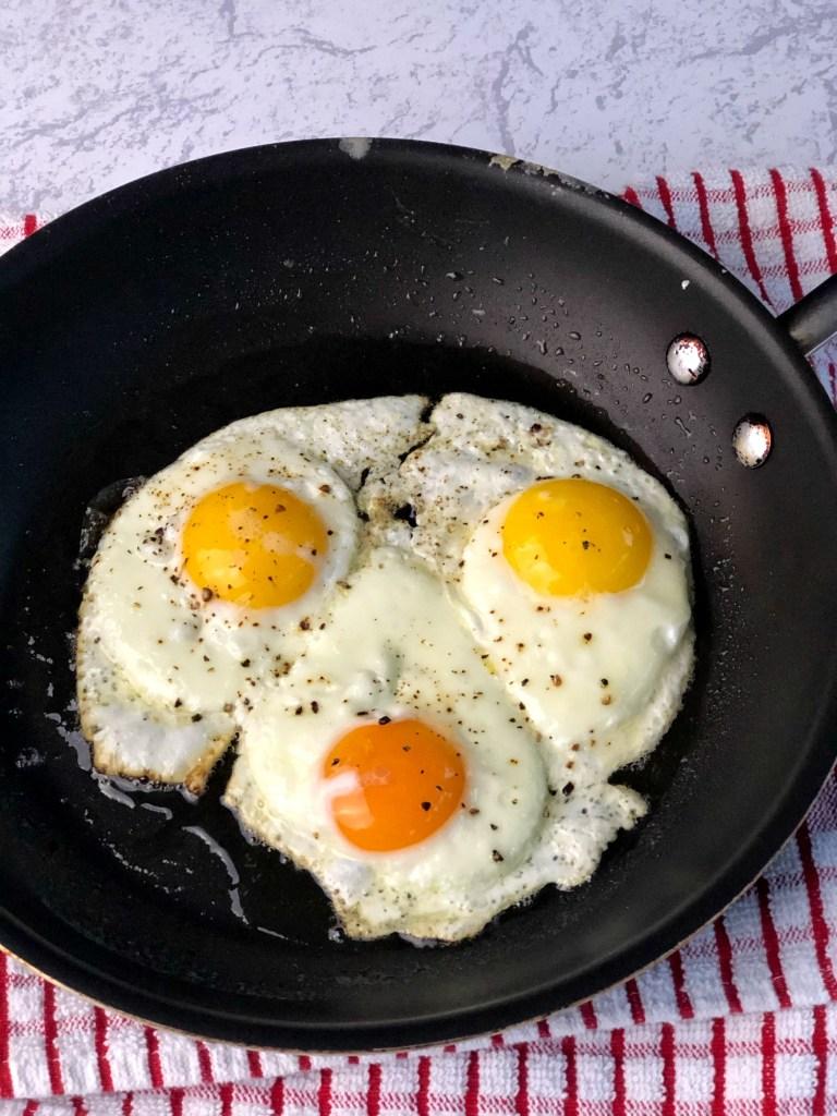 Happy Eggs cracked