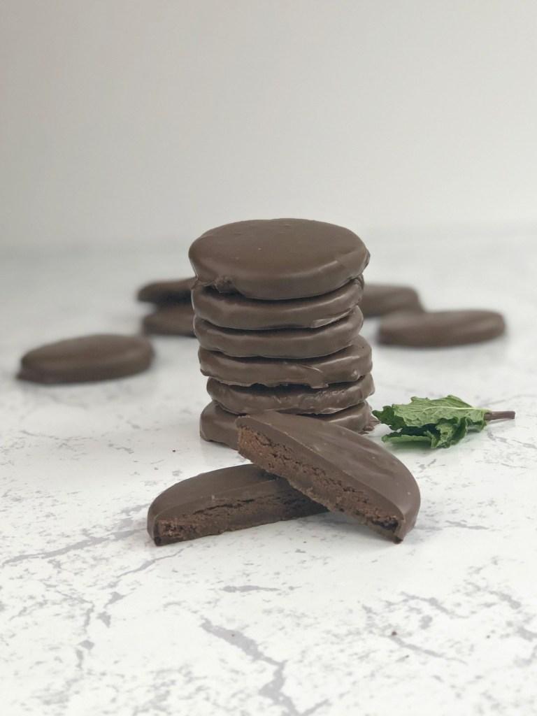 Gluten-Free Thin Mints Cookie Recipe 5
