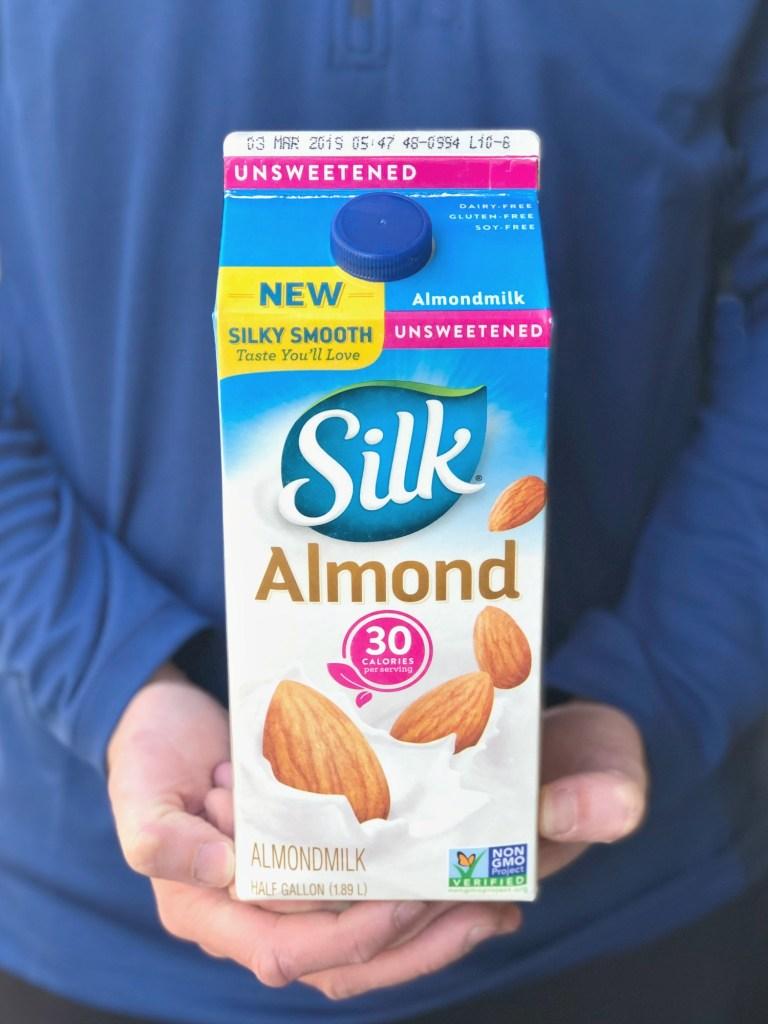 Silk Almond Milk 1