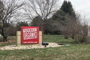 Boulder Organic HQ sign header