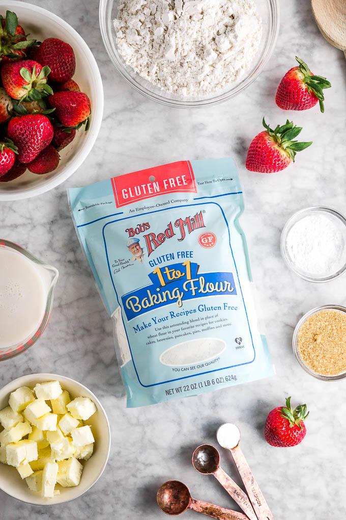 Bob's Red Mill gluten-free baking flour blend
