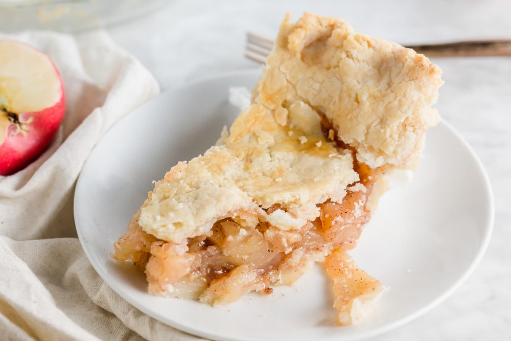 Gluten-Free apple pie header