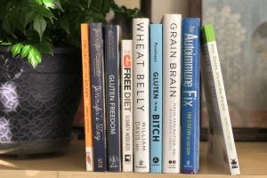 books about celiac disease header