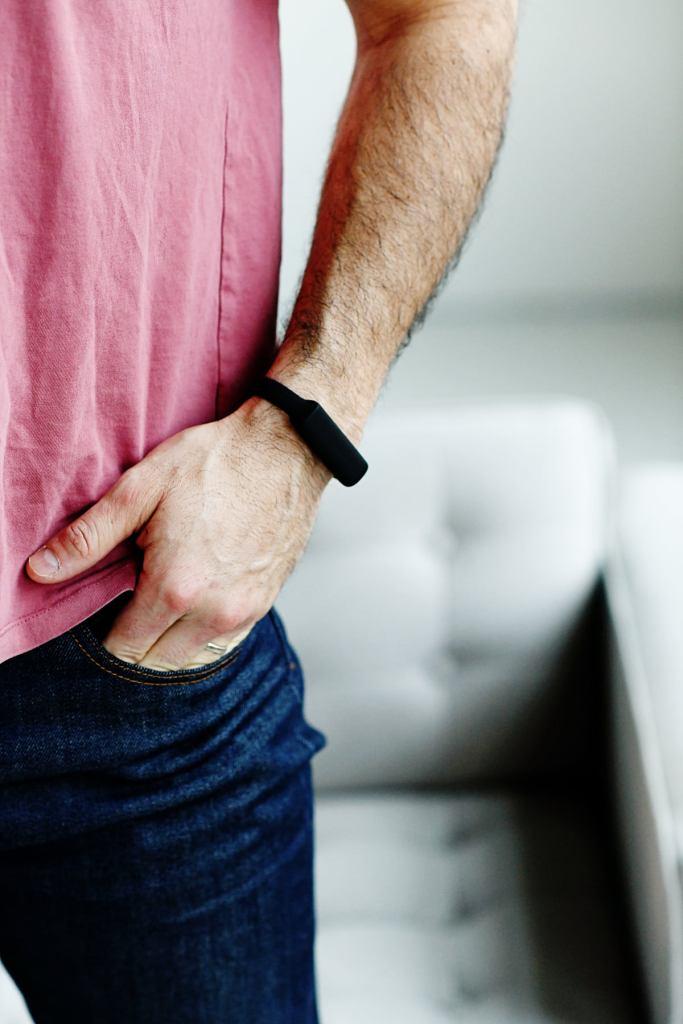 allergy amulet wristband