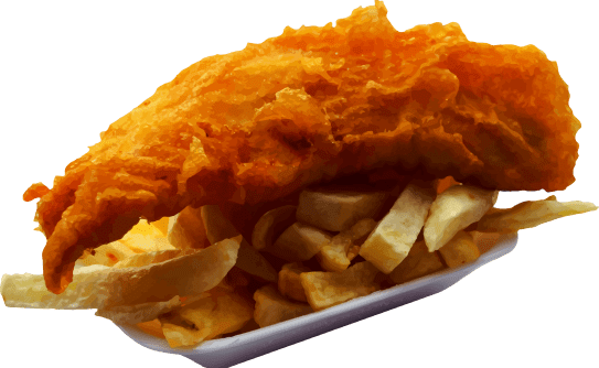 Fish and Chips vector clipart image - Free stock photo - Public Domain  photo - CC0 Images