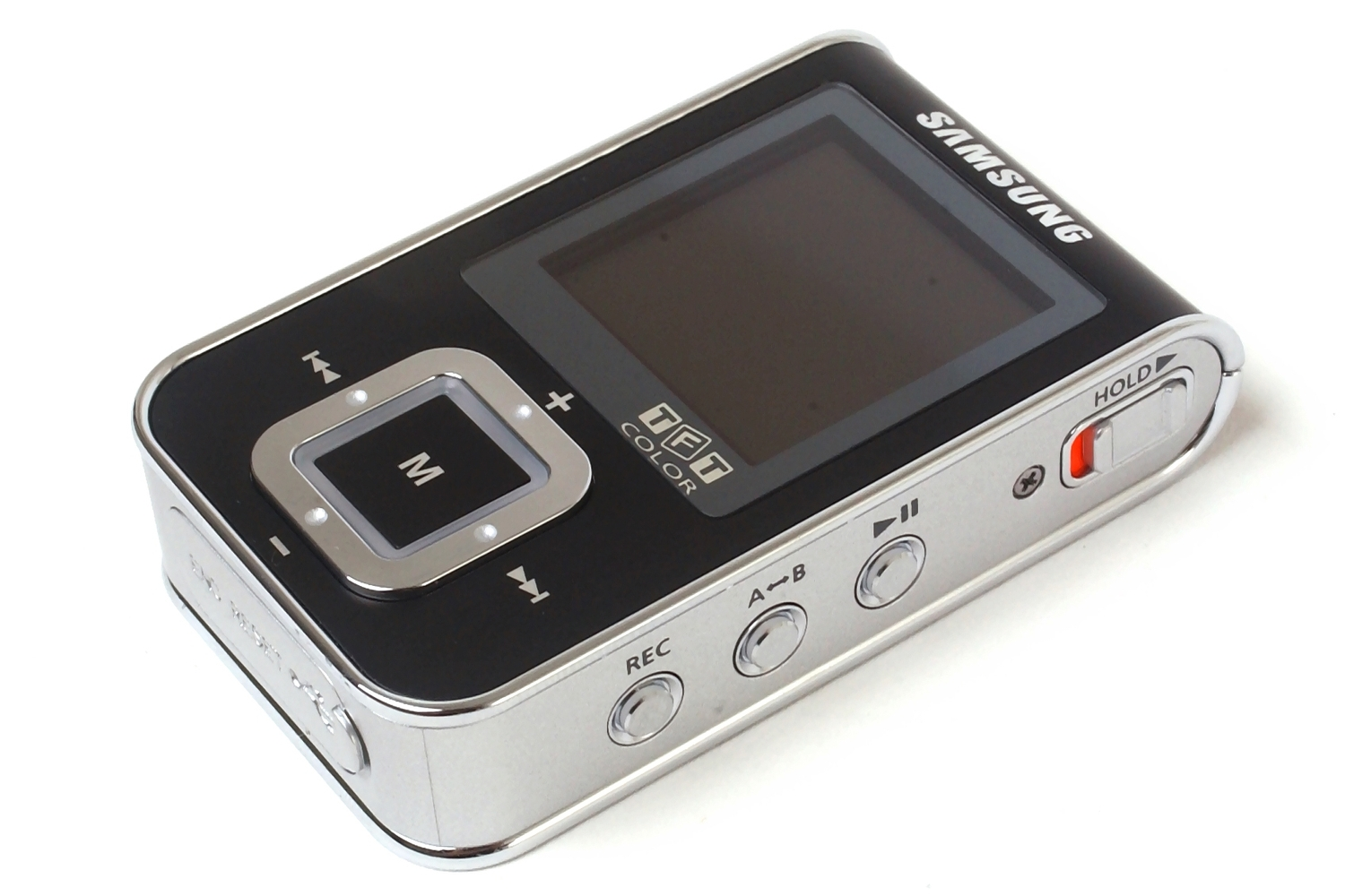 Samsung YP T7F Review MP3 Players MP3 Amp Portable