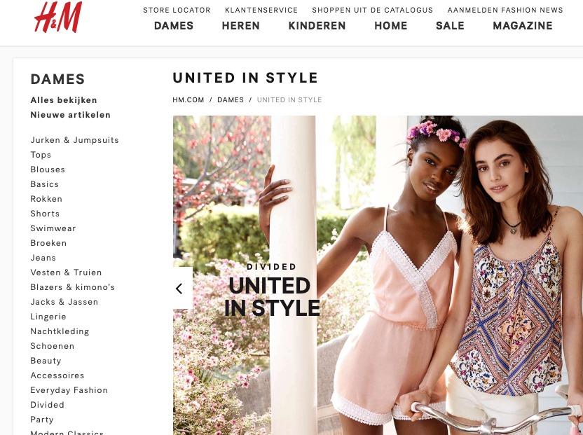 H&M levertijden-GoodGirlsCompany- waarom duurt bestelling bij HM zo lang