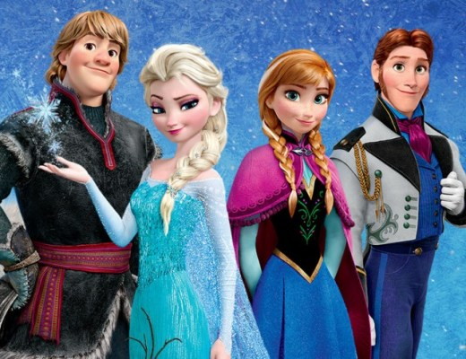 Disney Frozen-verjaardagscadesu-Frozen poppen-Frozen verkleedkleding- Anna en Elsa- Anna and Elsa dolls