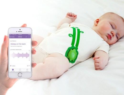 Mimo baby monitor-- baby monitor