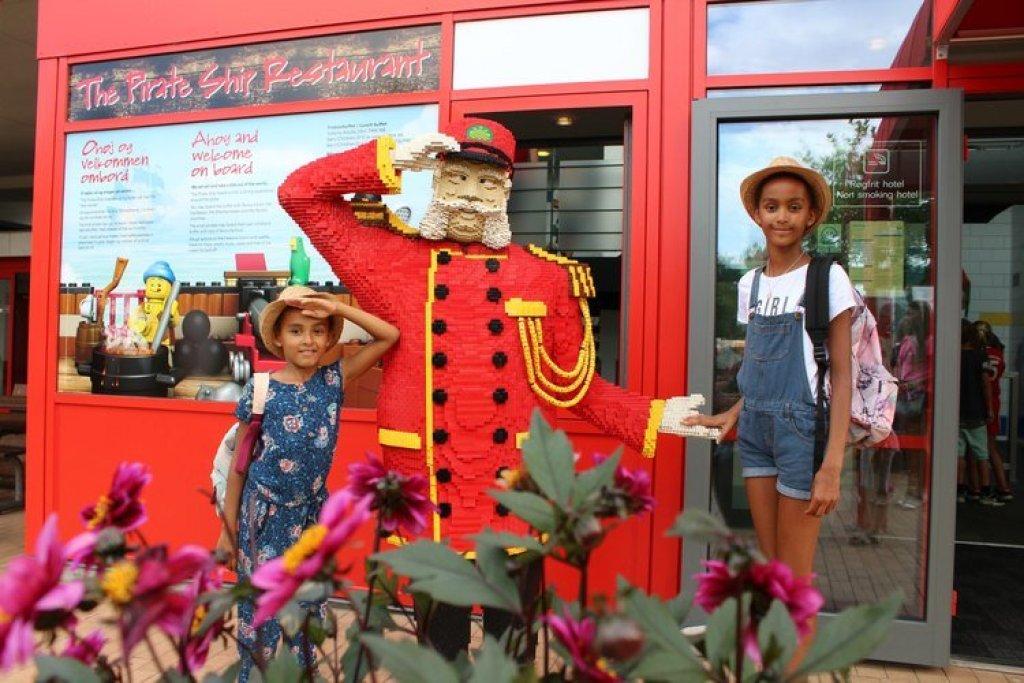 Eten en drinken in Legoland