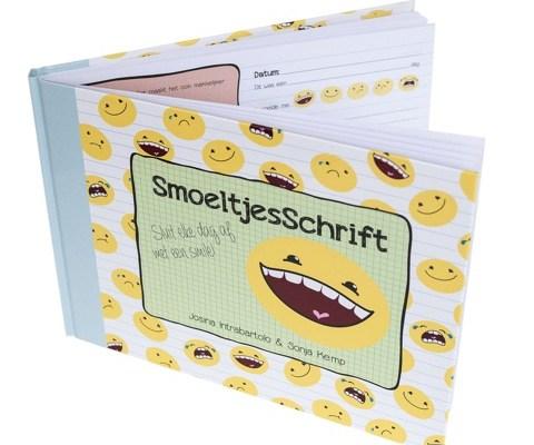 Scrivomedia-SmoeltjesSchrift-dagboek voor hoogbegaafde en hoogsensitieve kinderen-GoodGirlsCompany