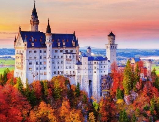 10 kastelen in Duitsland die je bezocht moet hebben-GoodGirlsCompany