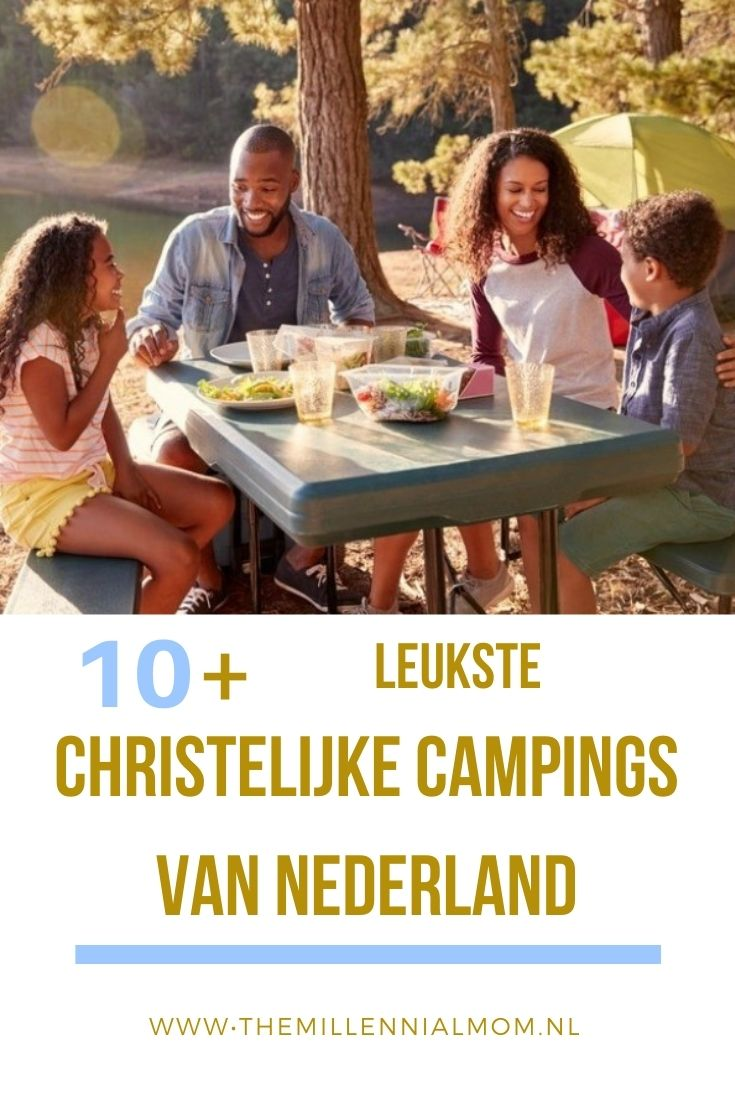 goede christelijke campings Nederland