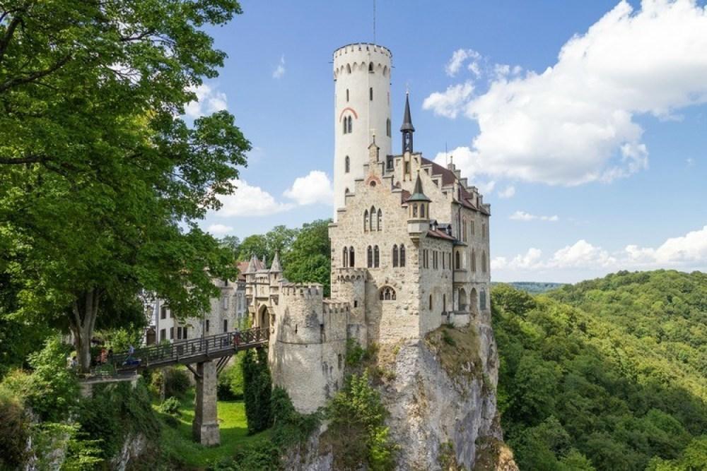 mooiste kastelen van Duitsland-Kasteel Lichtenstein-GoodGirlsCompany