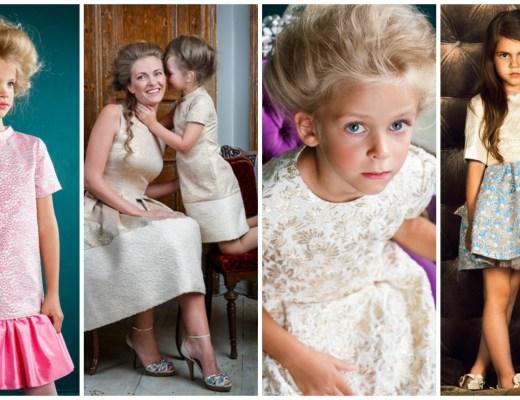 Lazy Francis-feestkleding voor meisjes-jurken voor meiden-luxe jurken voor meiden-meisjeskleding