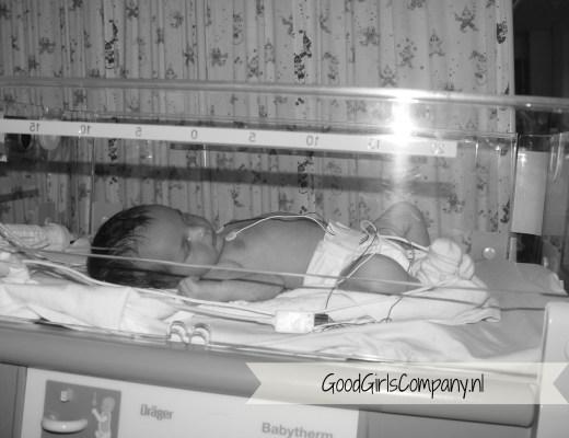 Kraamweek nachtmerrie-GoodGirlsCompany-baby met hersenvliesontsteking-Meningitis bij baby-ervaringen Kraamweek