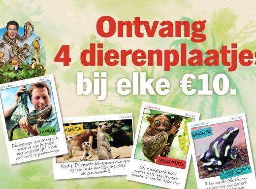 Albert Heijn-Dierenplaatjes-Freek Vonk-GoodGirlsCompany-verzamelalbum-ruilmiddag-