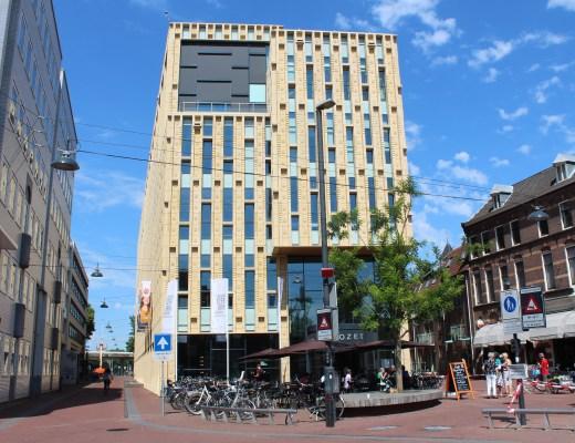 MamaChallenge2015-Rozet-GoodGirlsCompany-bibliotheek Arnhem-de Rozet