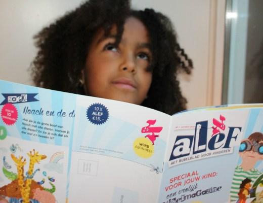 Alef-GoodGirlsCompany-Nederlands Bijbelgenootschap-tijdschrift voor kinderen