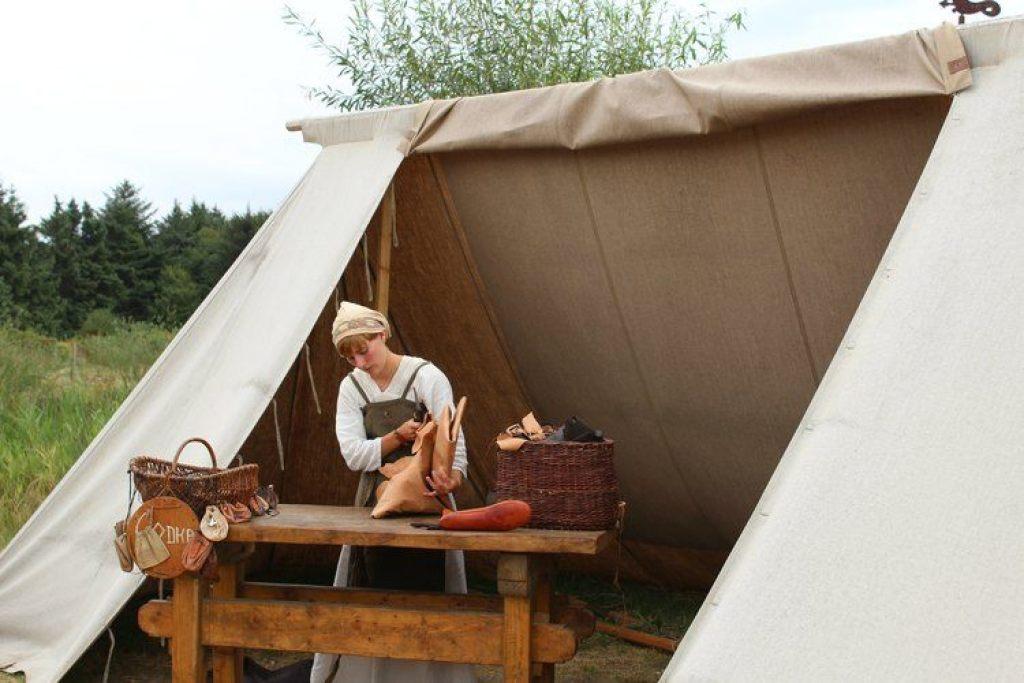 Bork Vikingehavn Vikingdorp