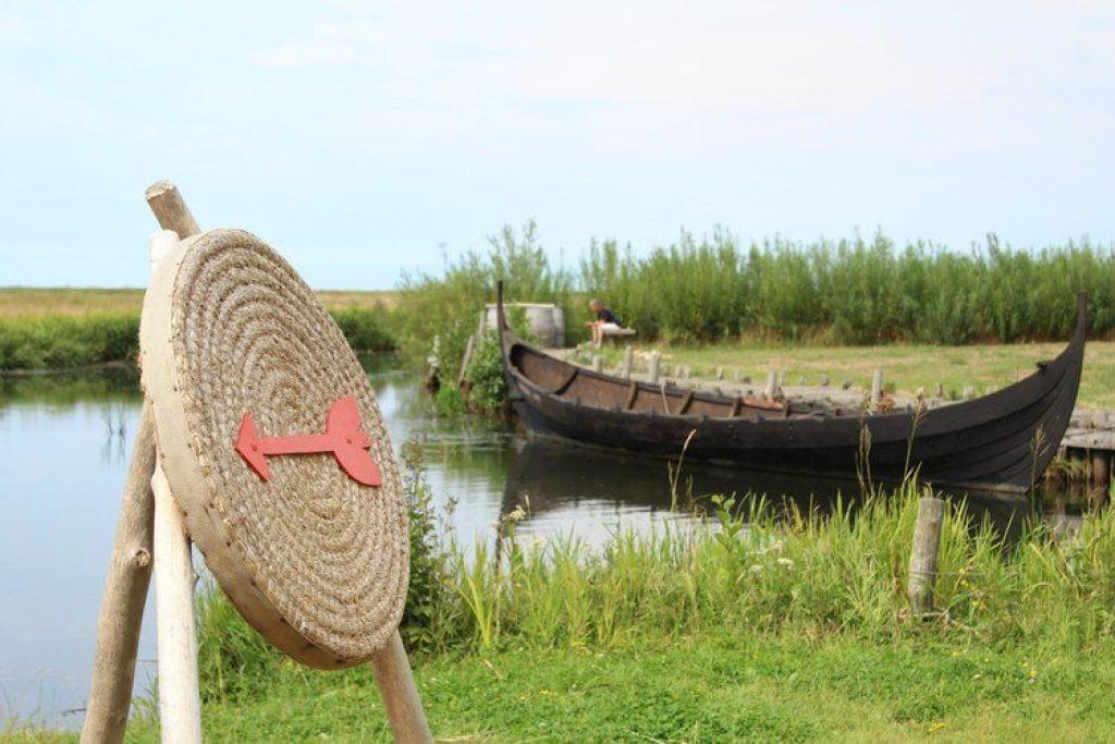 Entreeprijs Bork Vikingehavn Vikingdorp