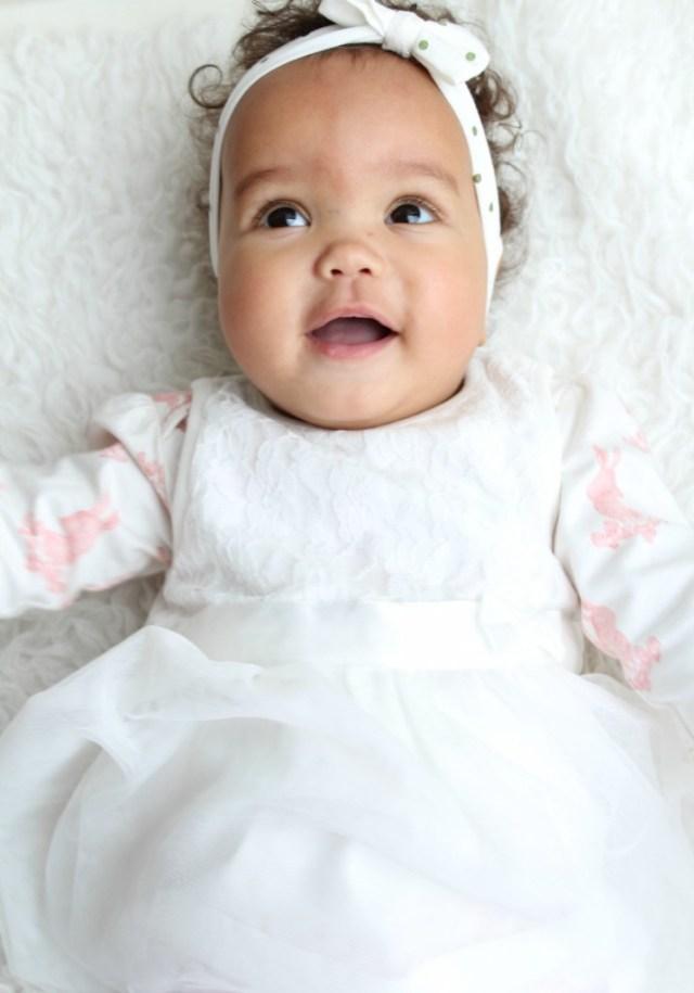 Lelijke baby's bestaan niet-GoodGirlsCompany- mensen vinden mijn baby lelijk