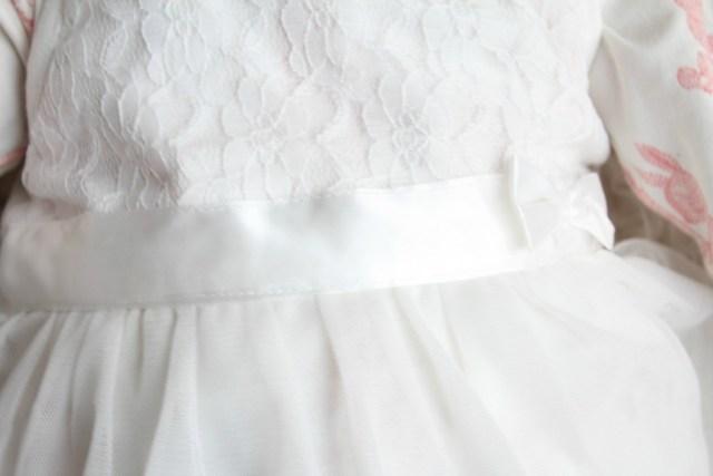 MissCs eerste kerstfeest- Baby 7 maanden-GoodGirlsCompany
