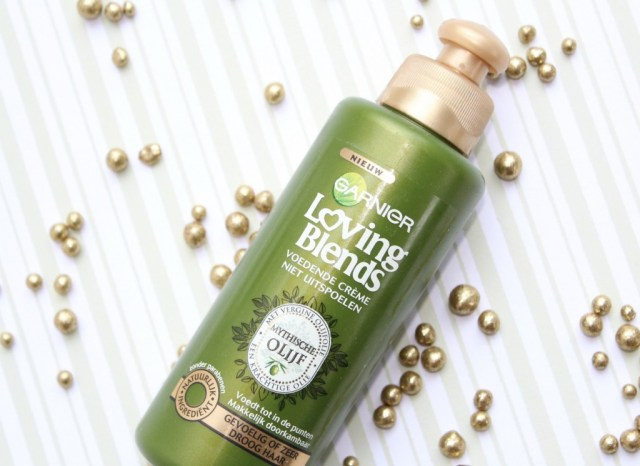 Loving Blends-Garnier-Mytische olijf-beauty shoplog-GoodGirlsCompany