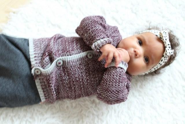 Sweet Petit Prental vestje Loek-GoodGirlsCompany-meisjeskleding-winterkleding voor babys
