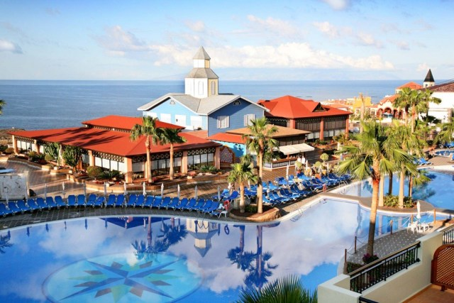 Bahia Principe Tenerife-GoodGirlsCompany-mooie all-inclusive resorts-GoodHolidayWeek