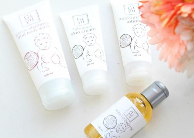 Fabulous skin cream GI YU- verzorgingsproducten voor de donkere baby-babyhuid-natuurlijke verzorgingsproducten-GoodGirlsCompany