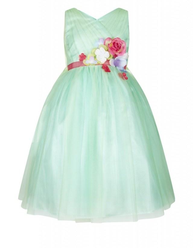 Jardin dress green-Monsoon-communiejurk-feestkleding voor meisjes-bruidsmeisjesjurken-exclusieve jurken voor meisjes