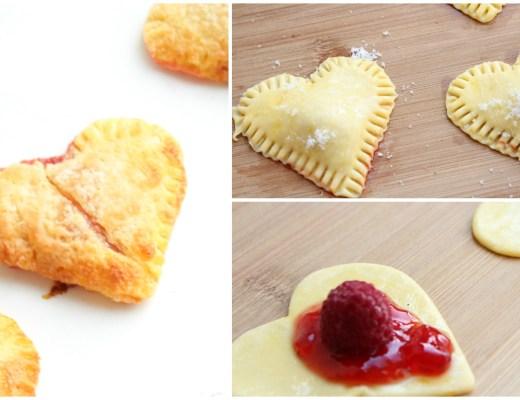 Valentijnsdag-GoodGirlsCompany-mini Valentijnshartjes van bladerdeeg