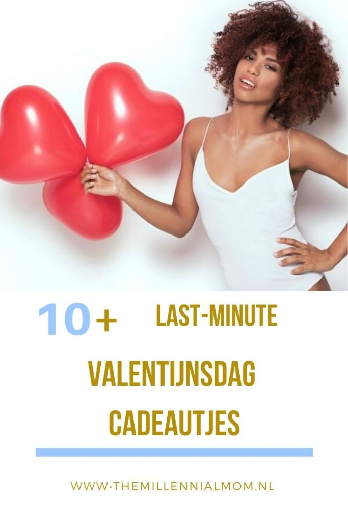last minute Valentijn