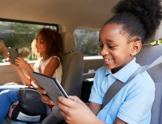 De beste kinder apps voor onderweg
