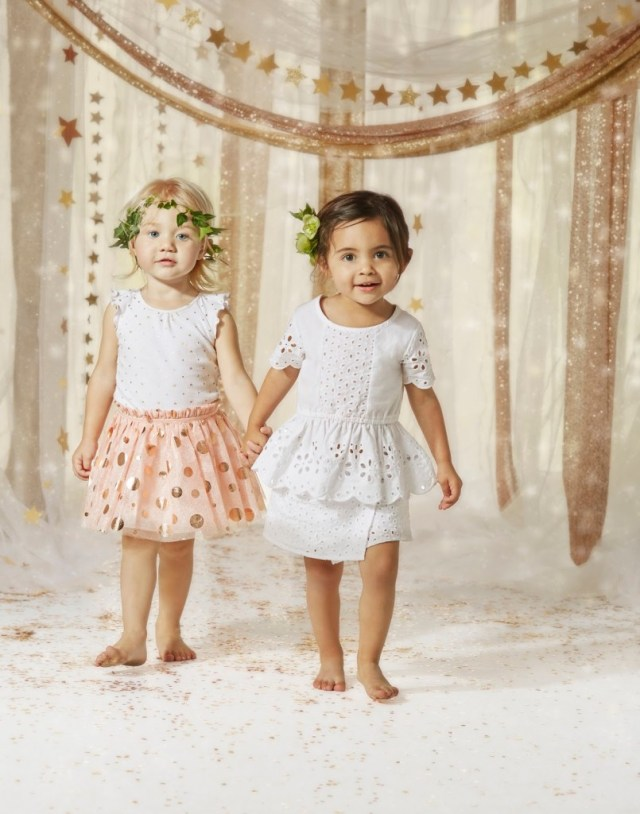 Kardashian Kids Summer 2015-GoodGirlsCompany-Kardashian Kids- ever and Ava