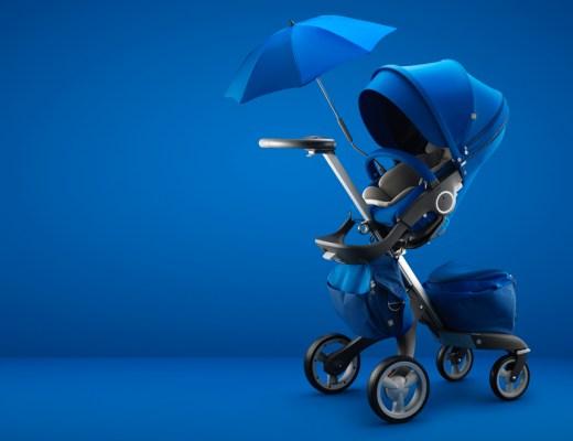 Stokke Xplory Cobalt Blue-Stokke Xplory Kobalt blauw-GoodGirlsCompany