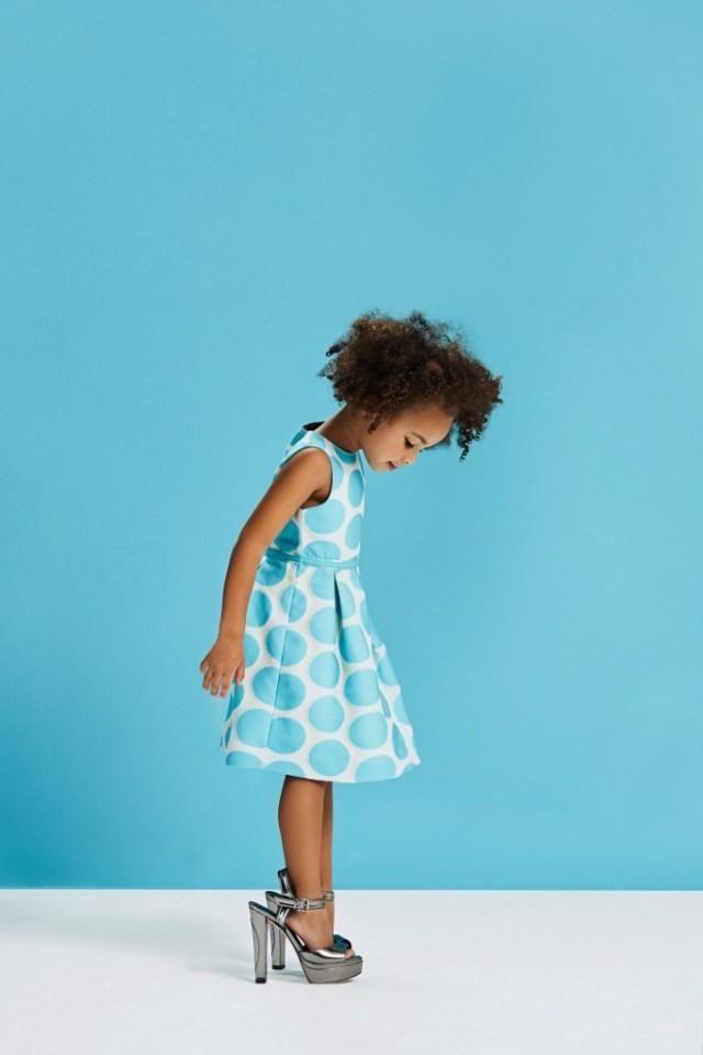 Dress like mommy-GoodGirlsCompany-meisjesjurken voor moeders en dochters-Steps Girls