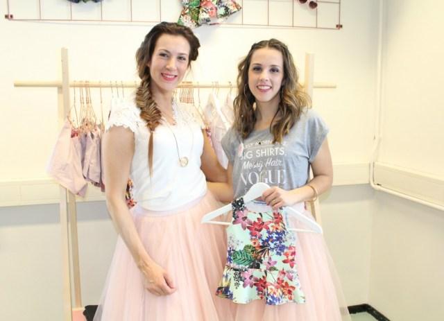 Sabine en Alisha van Cotton Ivy-GoodGirlsCompany-nieuw kledingmerk voor meisjes