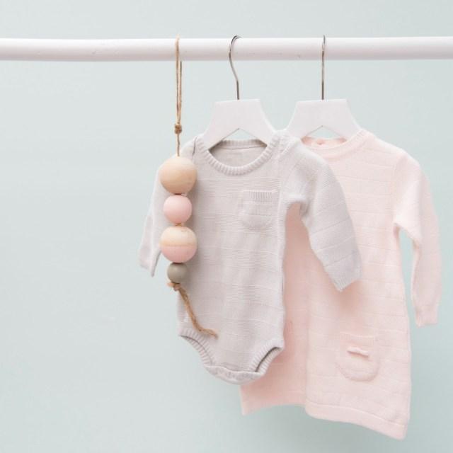 roze jurkje voor meisjes-jurkjes voor babys-GoodGirlsCompany-kinderkleding-Baby's Only