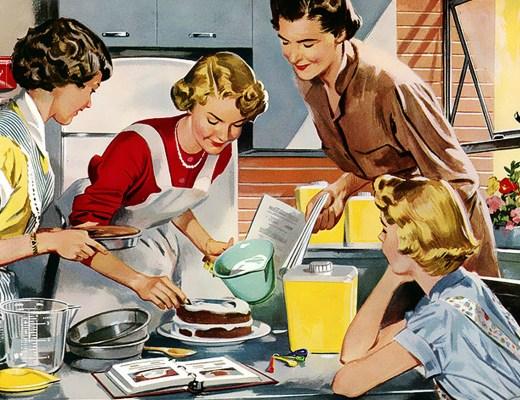 Vrouwen die niet werken zijn afhankelijk van hun man-vrouwen te afhankelijk van hun man