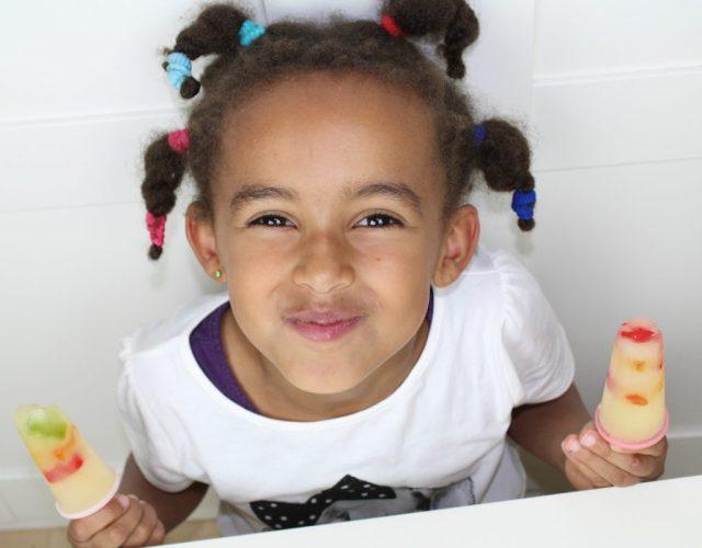 Haribo beertjes waterijsjes-GoodGirlsCompany-ijsjes met snoepjes