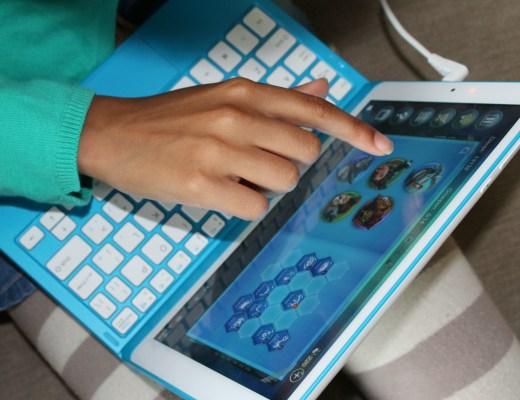 Kinderen veilig internetten met Kurio 2-in-1 tabletlaptop-GoodGirlsCompany