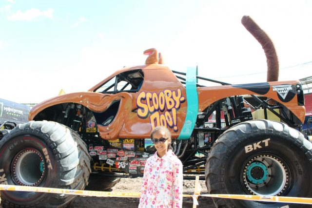 Monster Jam 2016-GoodGirlsCompany-Scooby Doo