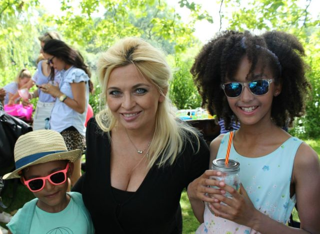 Pret a pregnant Summer Party-GoodGirlsCompany-Bobbi Eden en de kids