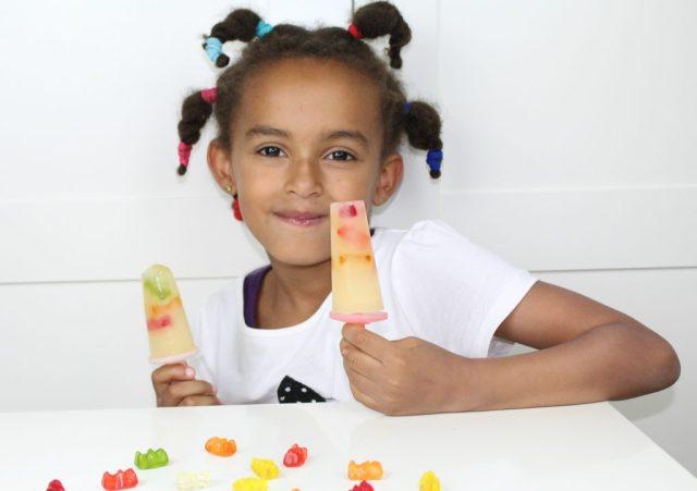 gummybeertjes waterijsje-GoodGirlsCompany-ijsjes met snoepjes